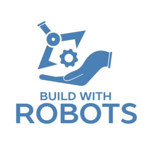 build with robots logo